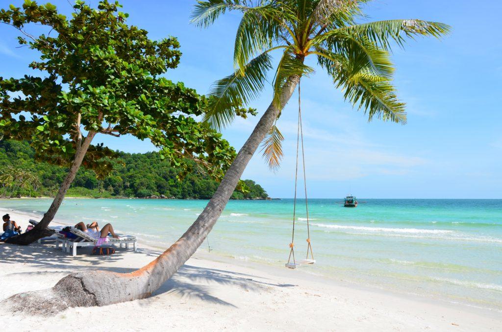 Aké sú najkrajšie pláže na svete?  Bai Sao / Phu  Quoc / Vietnam