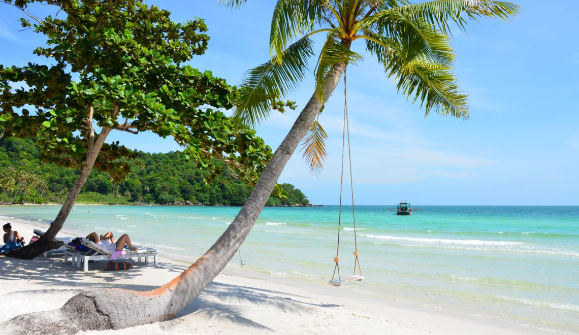 Najkrajšie pláže sveta: Bai Sao / Phu Quoc / Vietnam