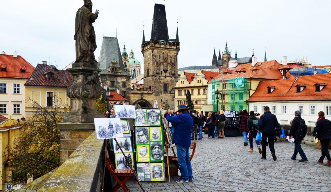Čo vidieť v Prahe - Karlov most