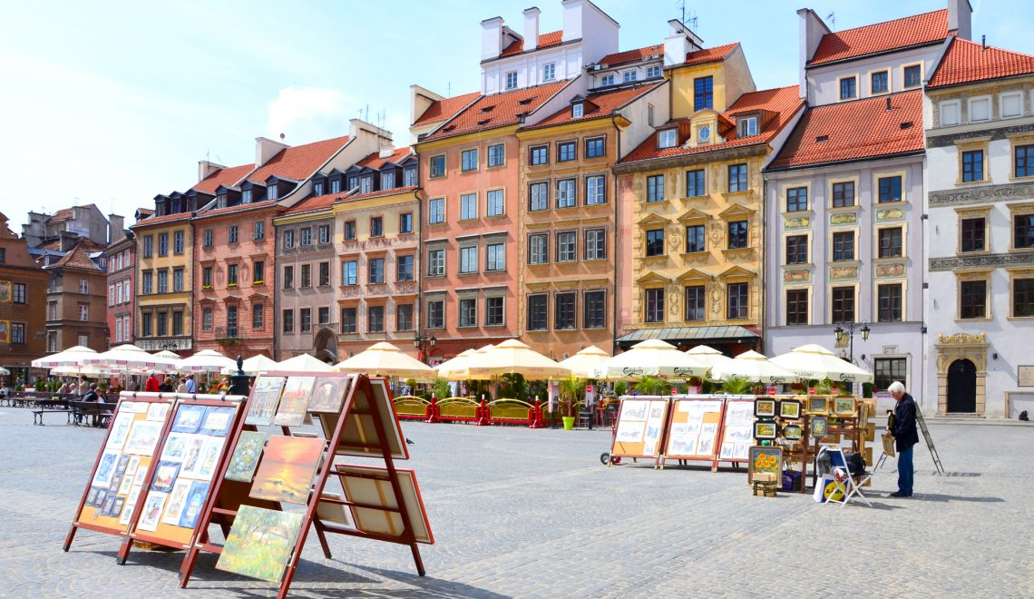 0fef0f52401b Poľsko - 3 mestá