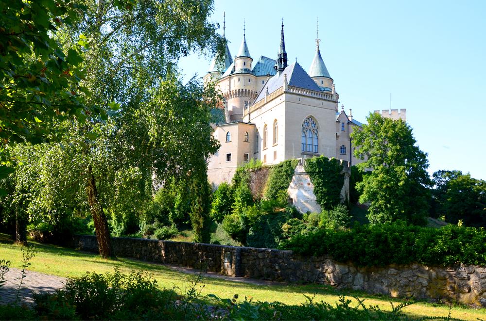 Výlet v Bojniciach