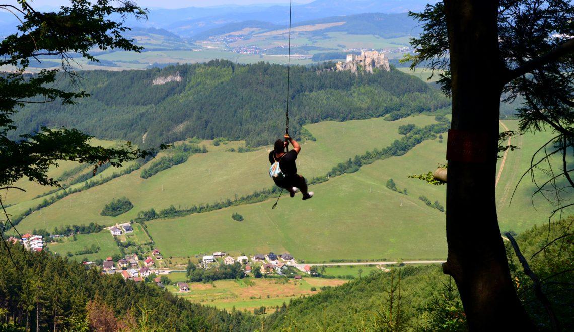 Výlet Lietavská Svinná - Babkov