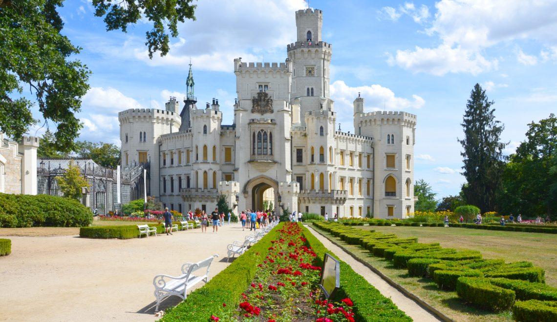 Južné Čechy – na potulkách po hradoch