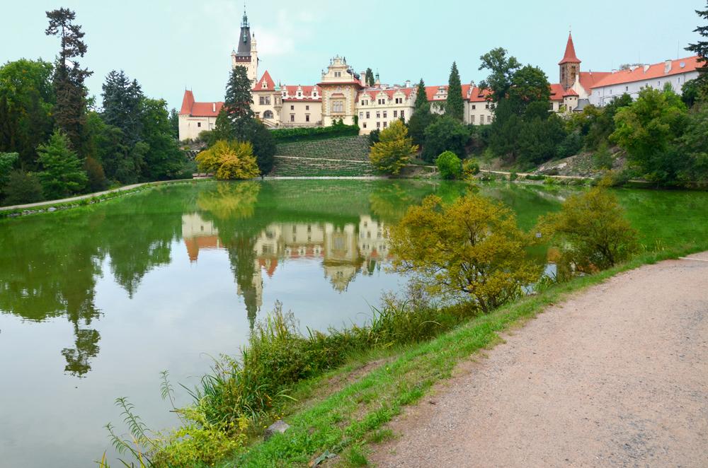 Výlet Česko