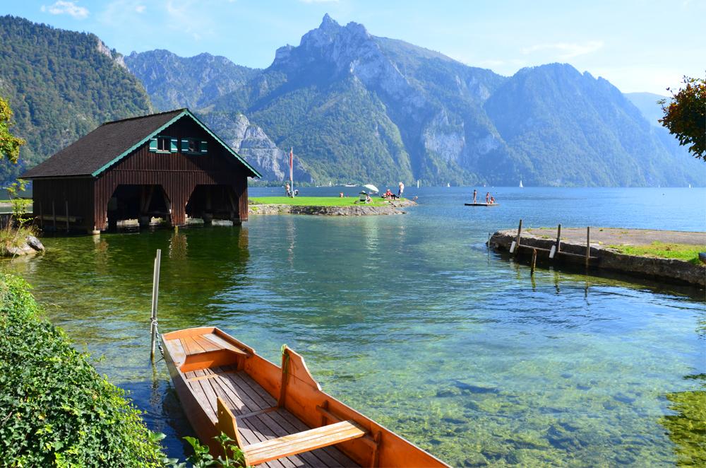 Výlet Rakúsko