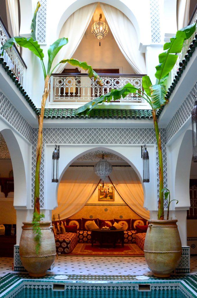 Ubytovanie Maroko