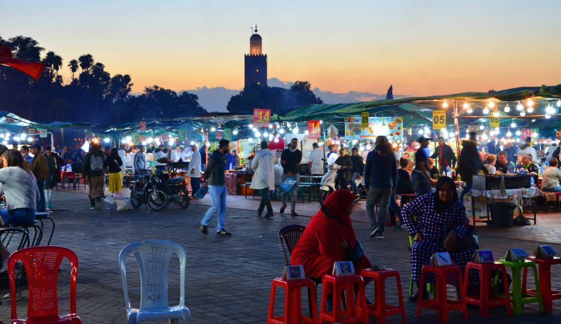 Maroko – po prvýkrát vo štvorici