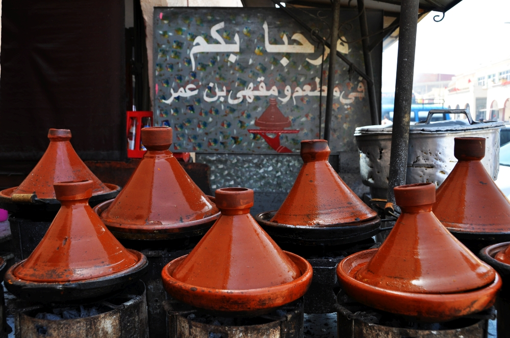 Tipy Maroko