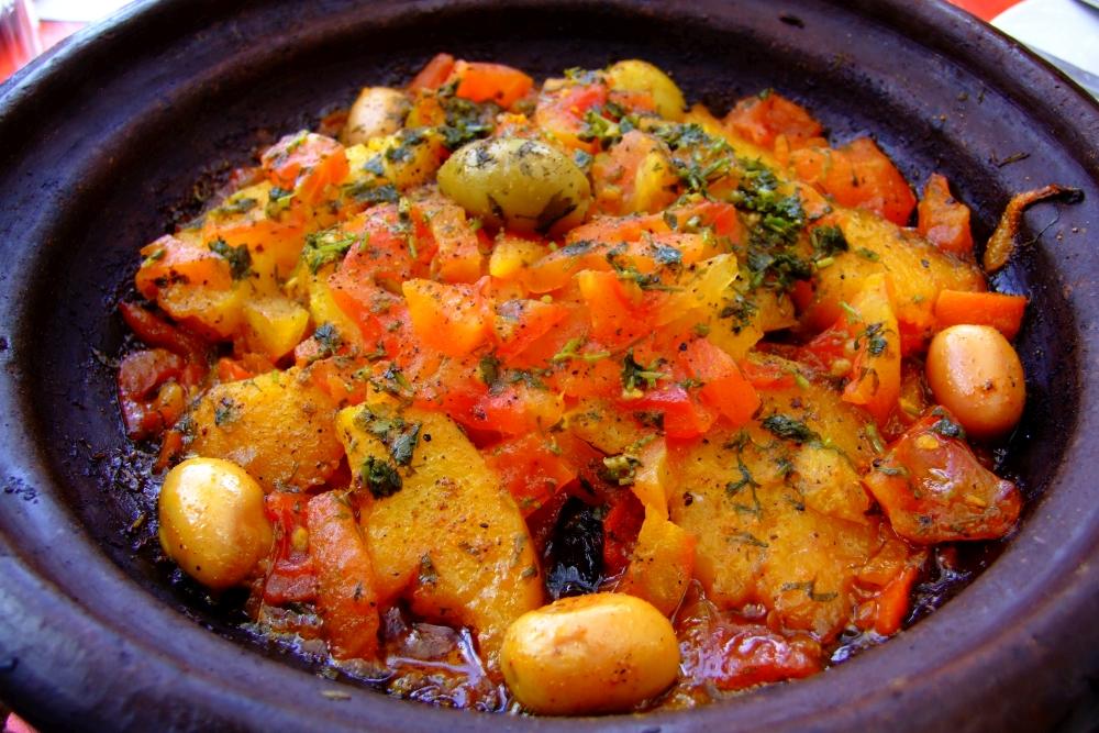 Marocké jedlo