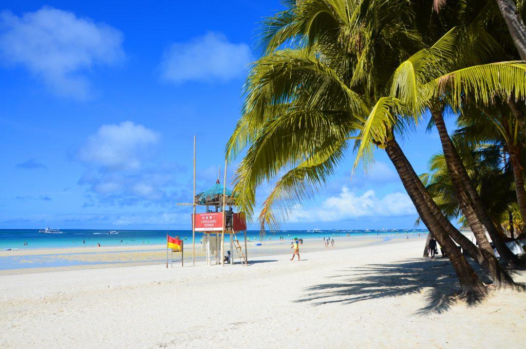 Výlet Boracay