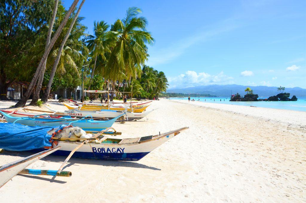 Výlet Filipíny