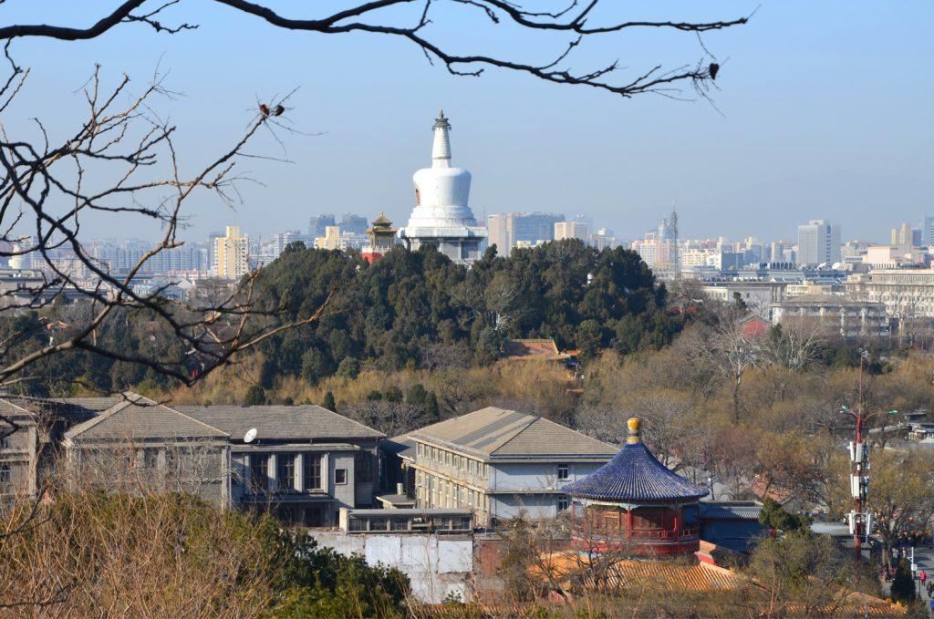 Peking - výhľad