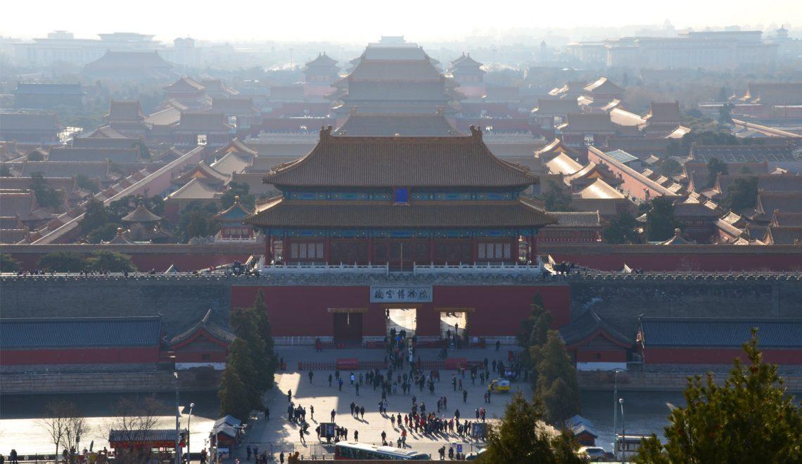 Sviatky v Ázii – Peking