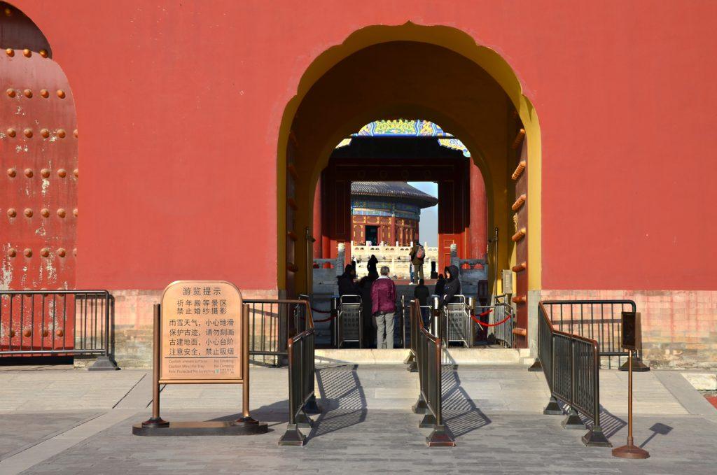 Výlet Čína