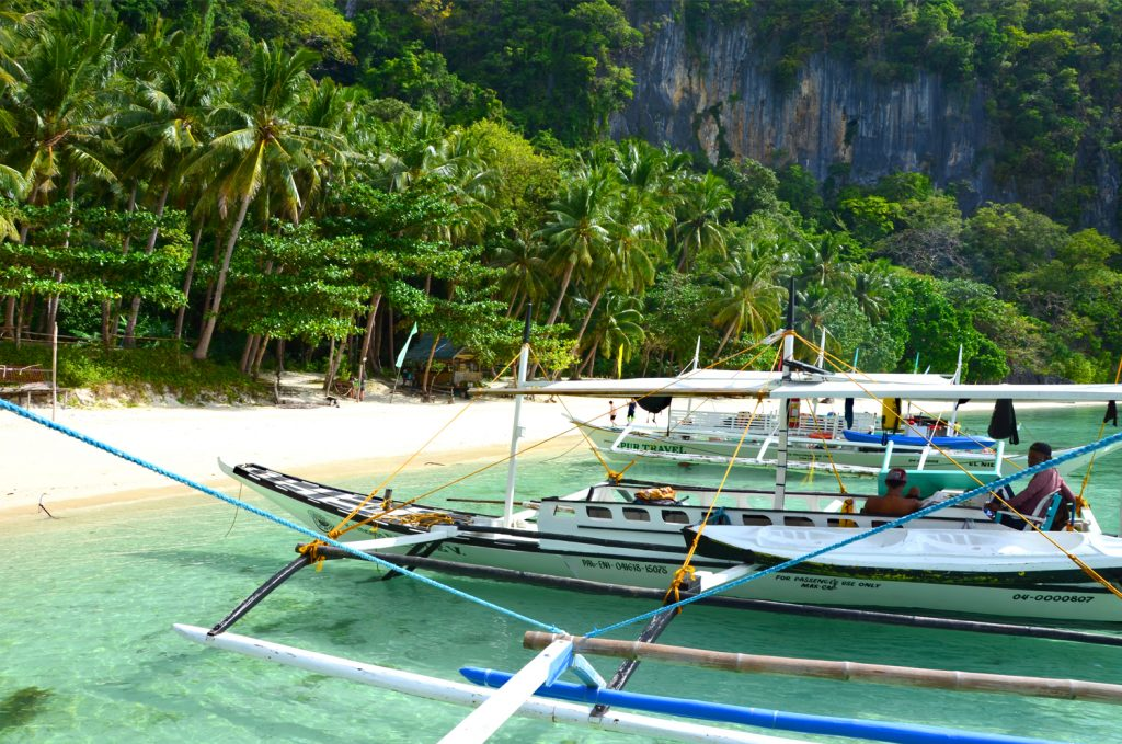 Palawan - Papaya Beach