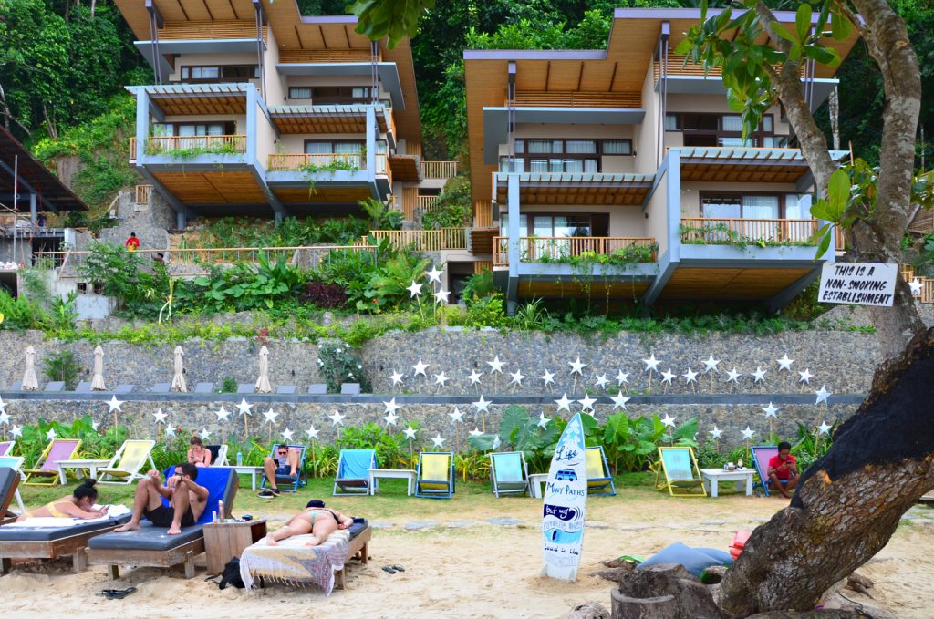 Filipíny - Palawan - Las Cabanas