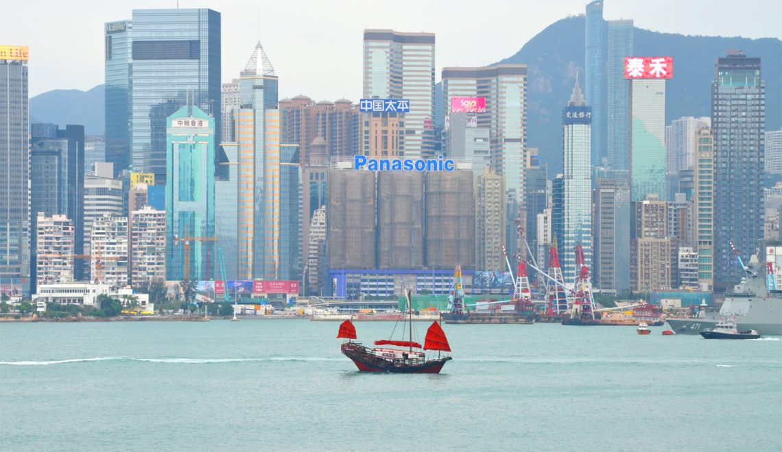 Sviatky v Ázii – Hong Kong