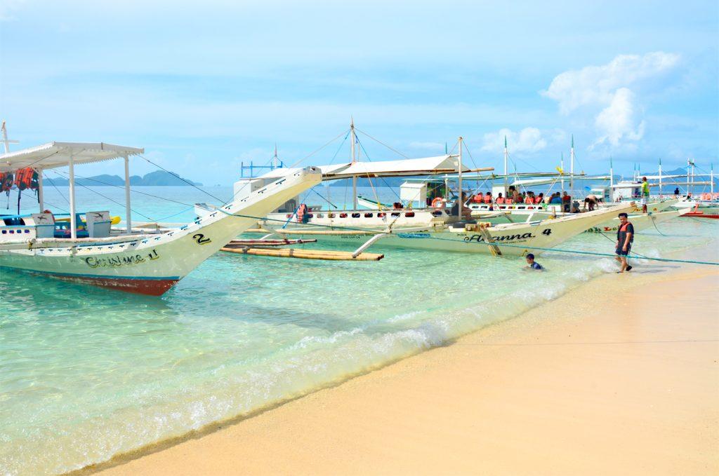 Filipíny - Palawan - Island Hopping