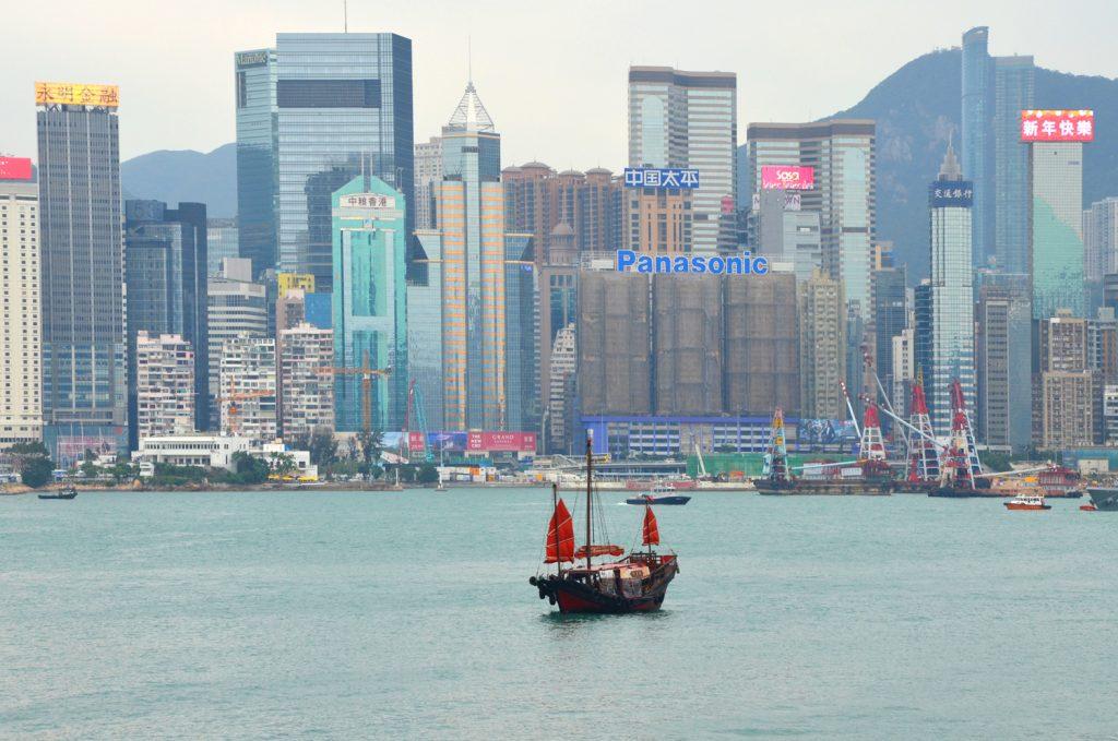 Výhľad na prístav