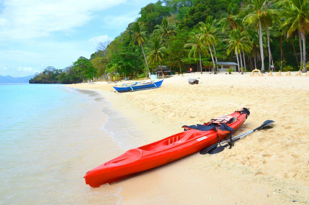 Filipíny - Palawan - pláže