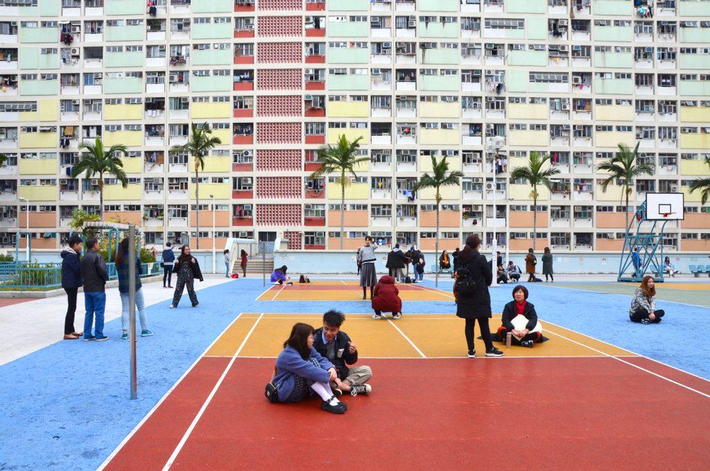 Výlet Hong Kong