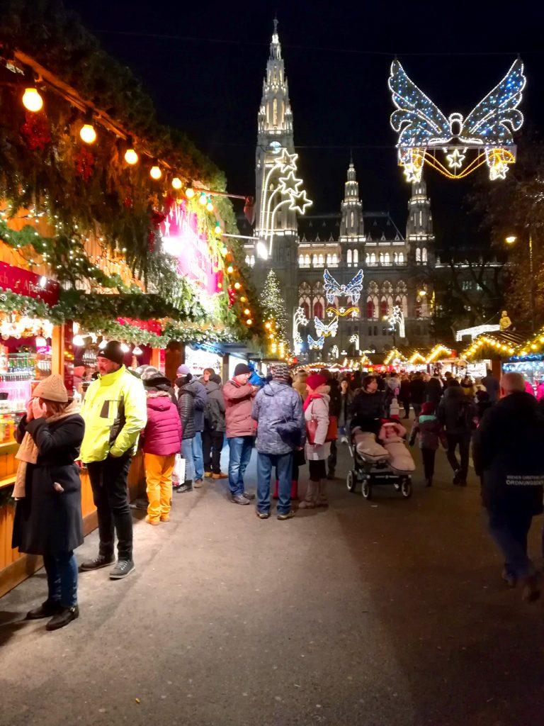 Viedeň - Vianočné trhy
