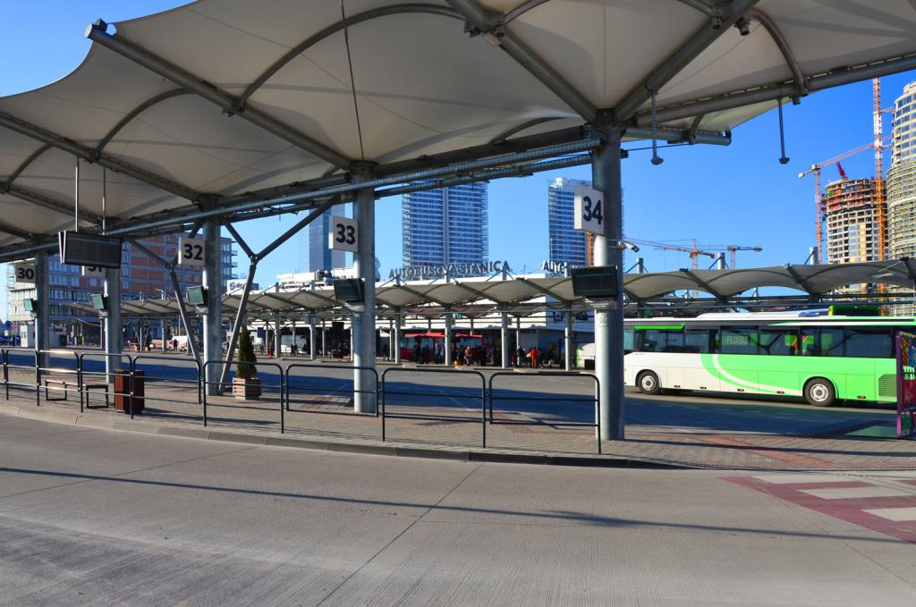 Autobusová stanica Bratislava