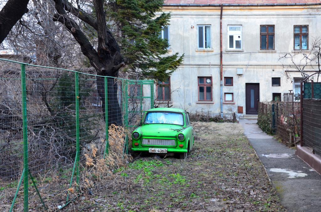 Bukurešť - typický Balkán