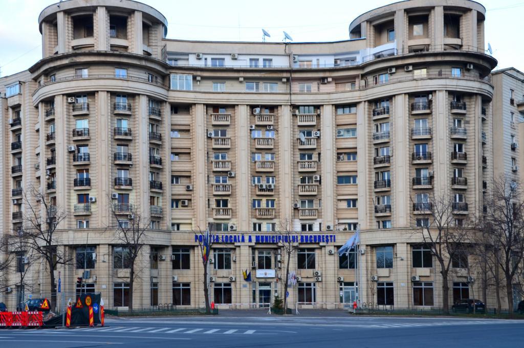 Bukuerešť - mesto