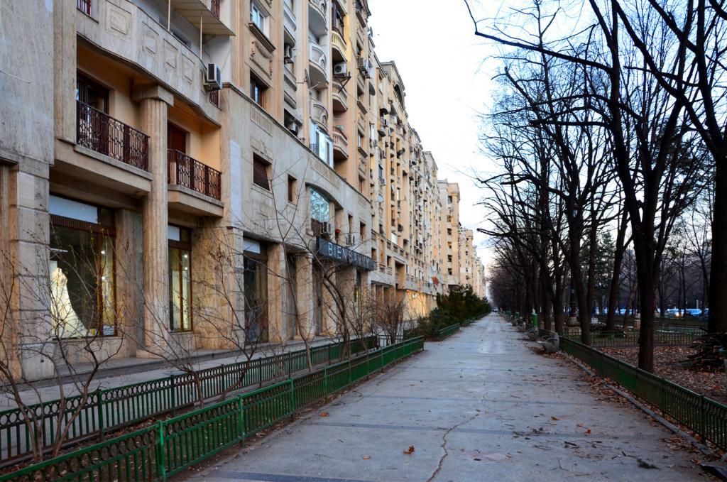 Bukurešť - mesto
