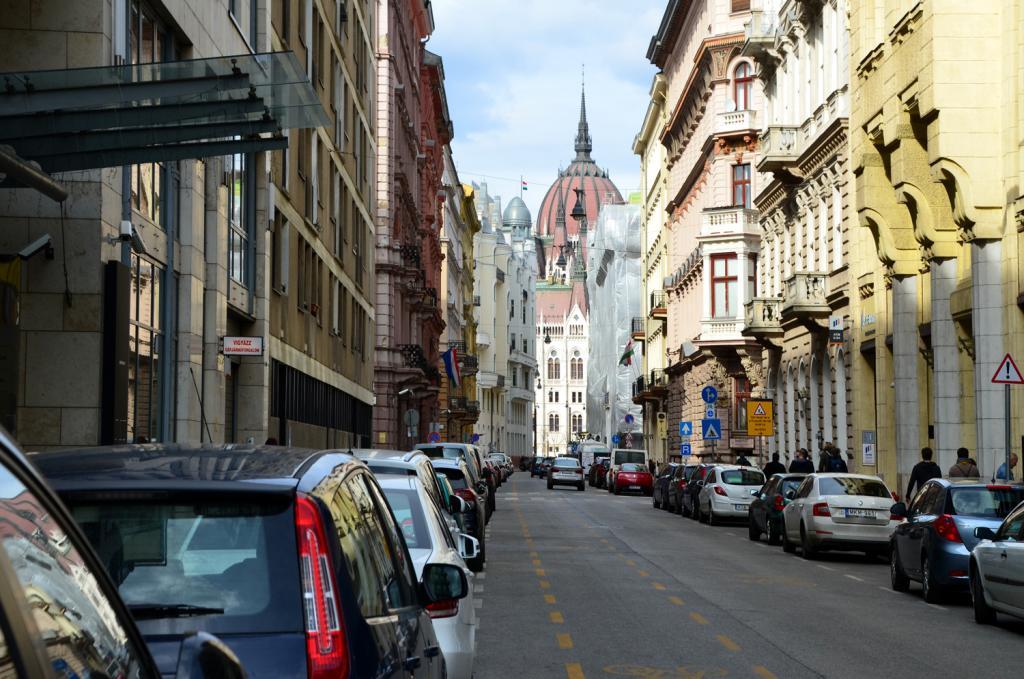 Prechádzka mestom