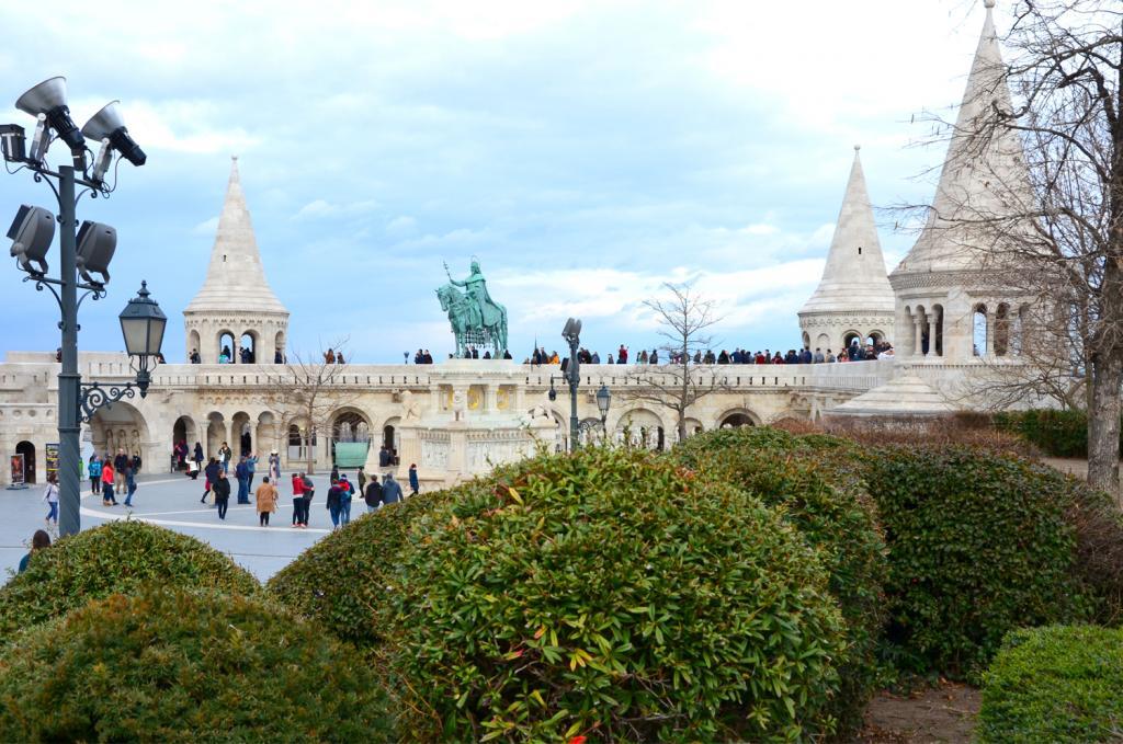 Výlet Budapešť