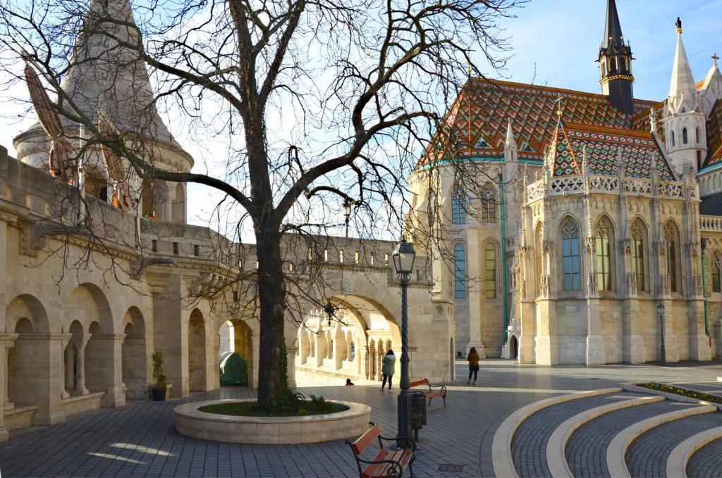 Dobré ránko Budapešť