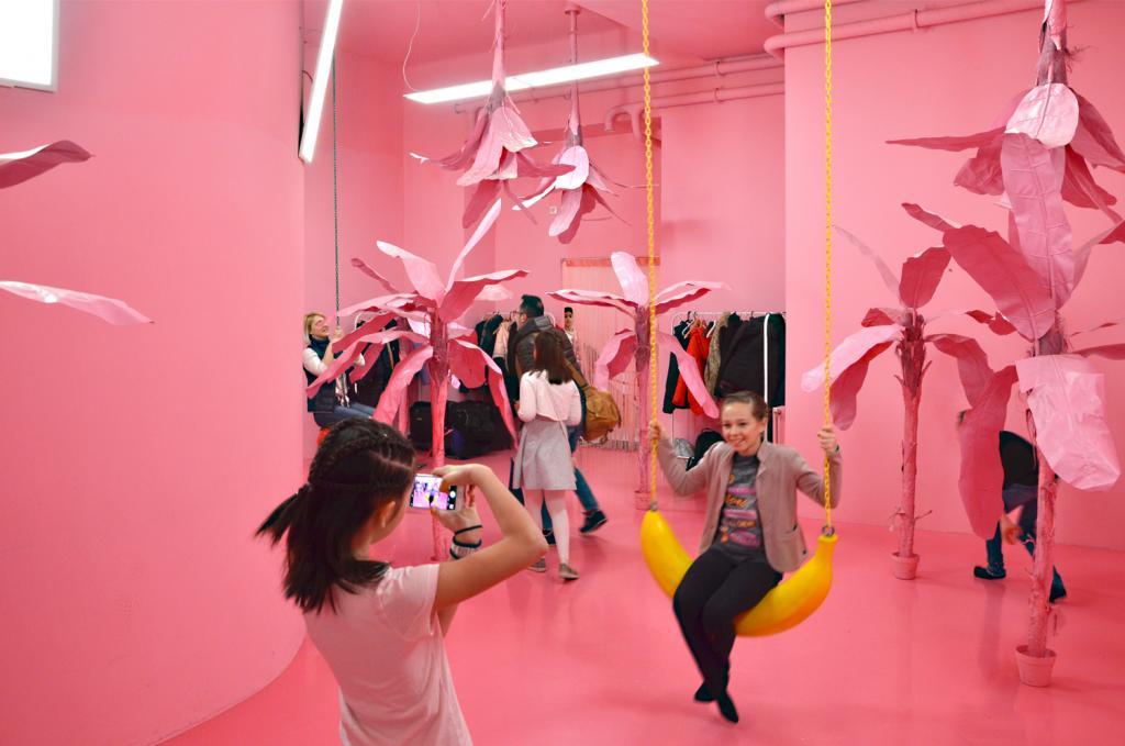ružové múzeum