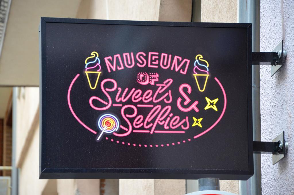 Museum of Sweets and Selfies