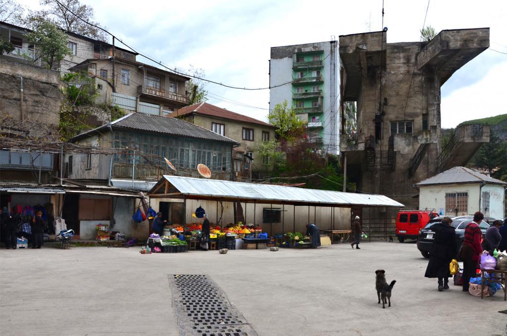 Gruzínsko - Čiatura