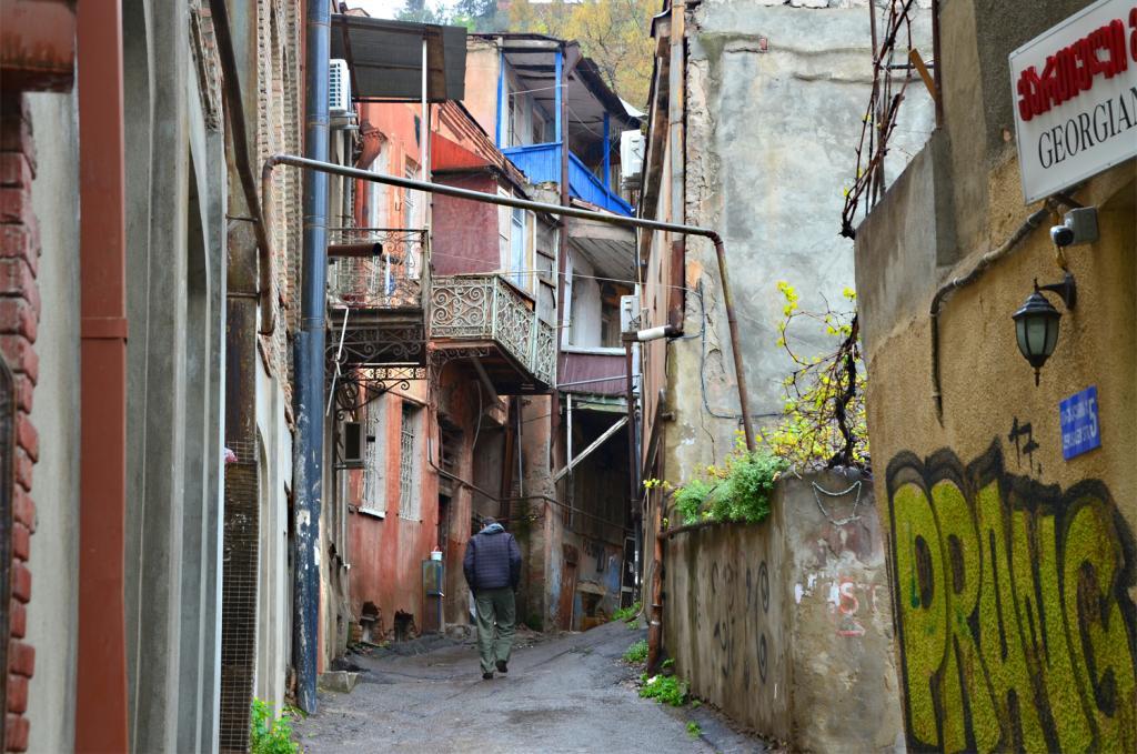 Gruzínsko - Tbilis - Staré mesto