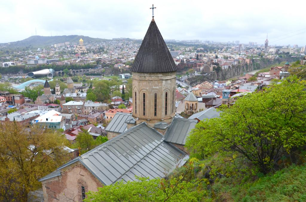Gruzínsko - Tbilis