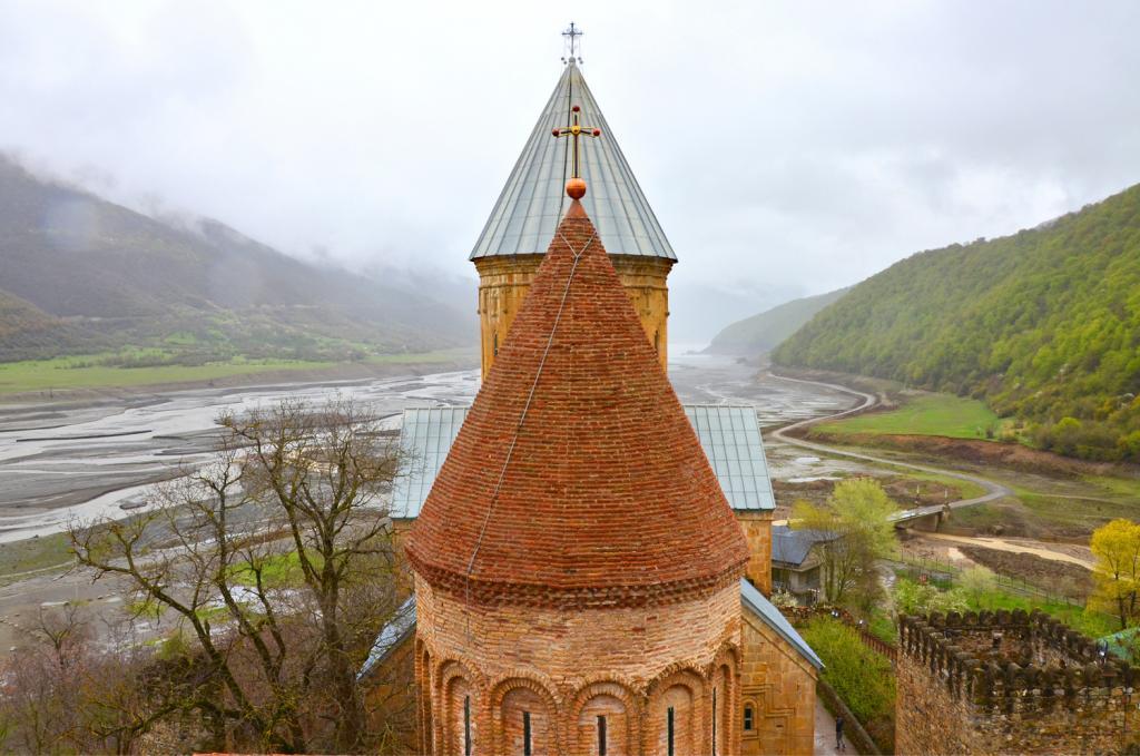 Gruzínsko - Ananuri