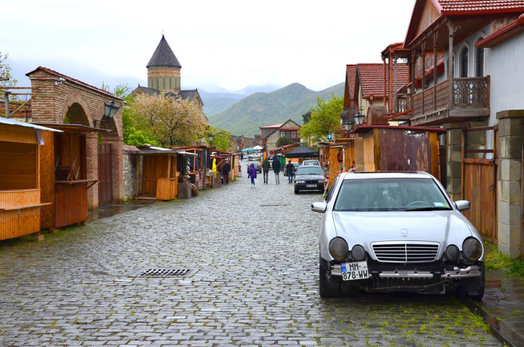 Výlet Gruzínsko