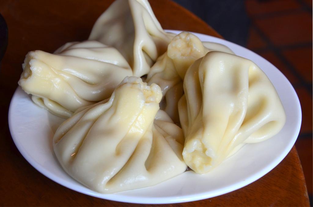 Gruzínsko - jedlo