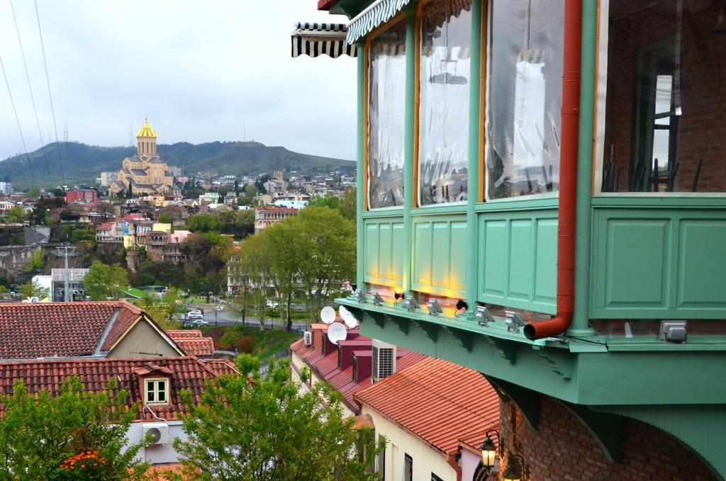 Gruzínsko - Tbilisi