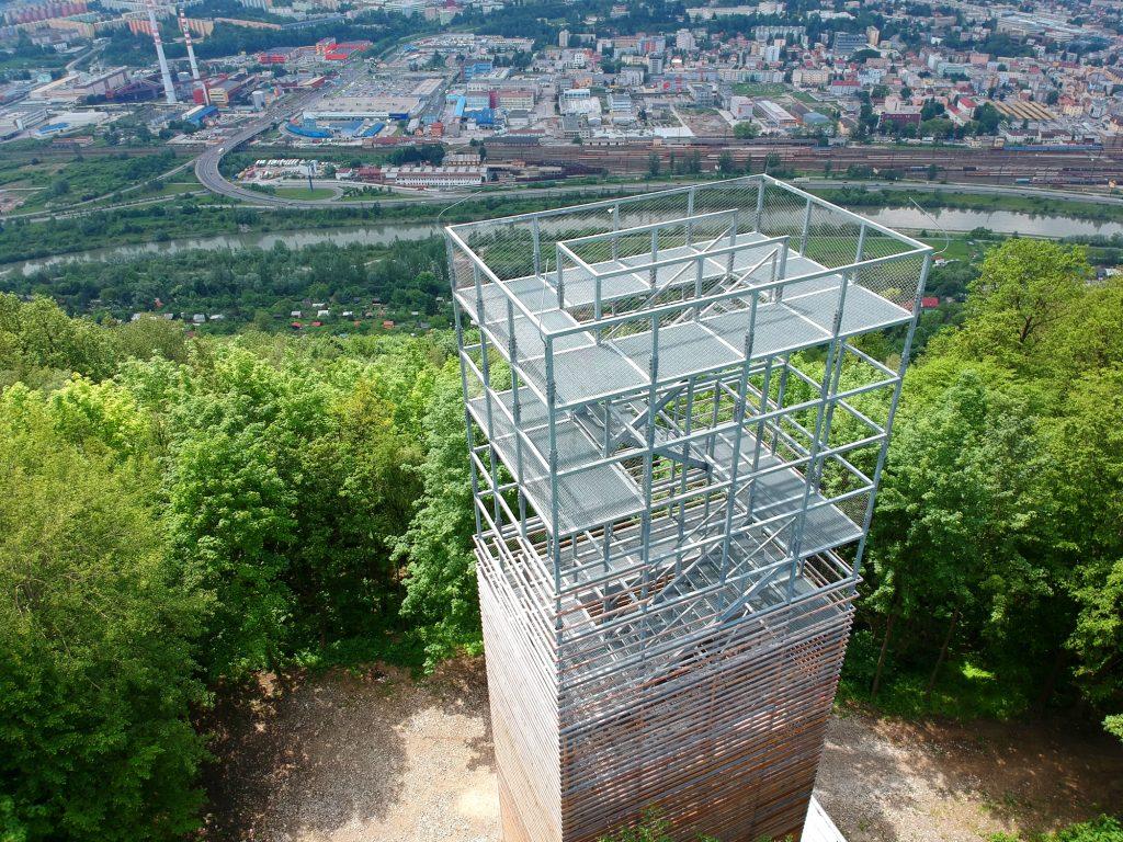 Vyhliadka Žilina - 10 poschodí