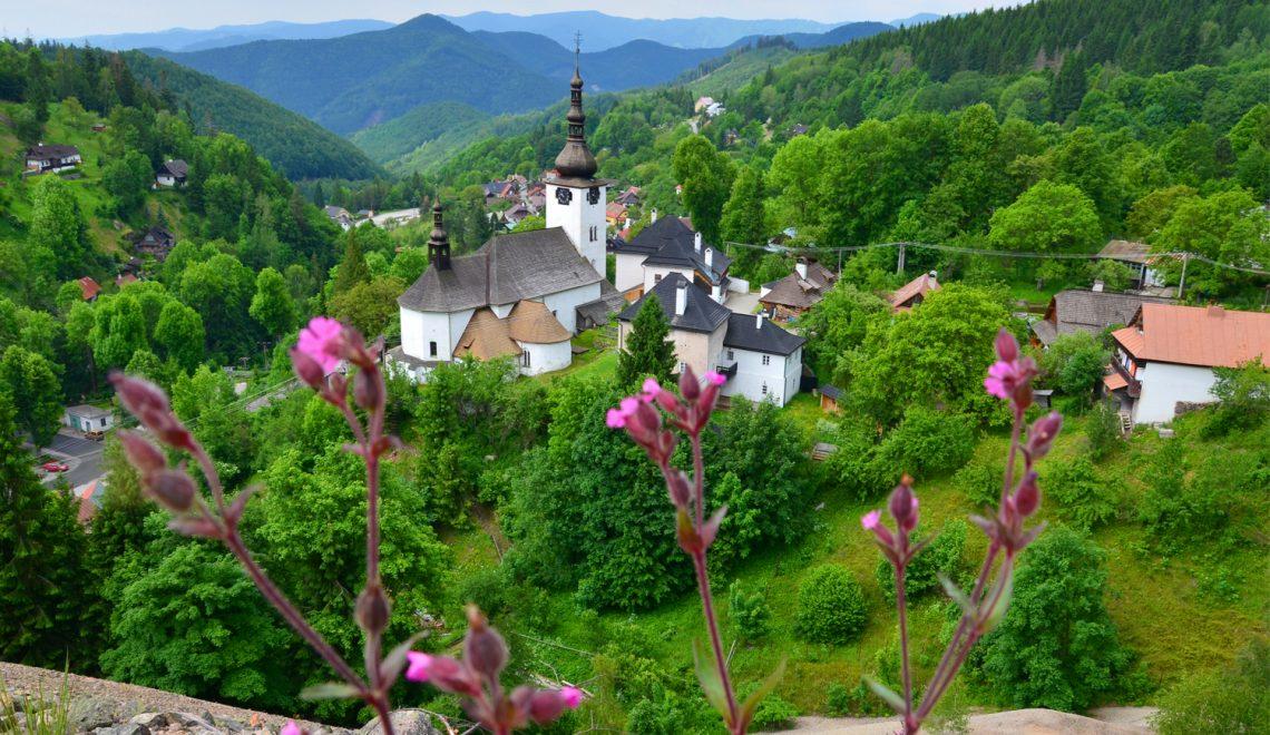 Špania Dolina – Najromantickejšia dedinka na Slovensku?