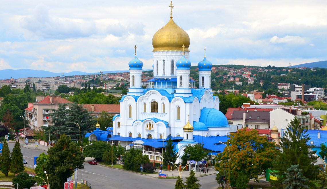 Fotoblog – Jakom 40 na trase Užhorod Kyjev