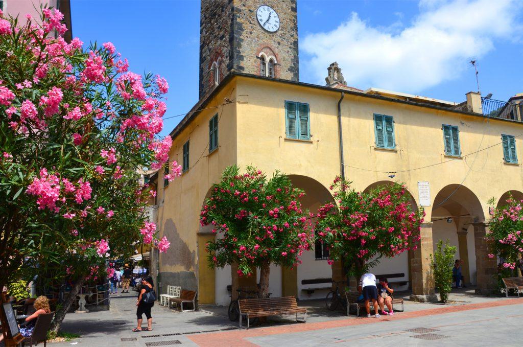Monterosso al Mare - potulky po meste