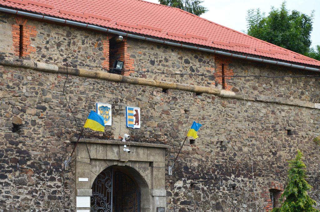 Užhorod - Kamenný hrad