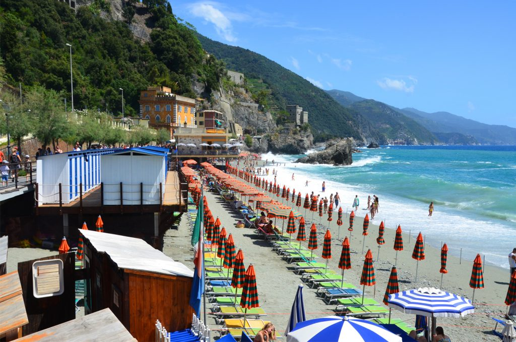 Monterosso al Mare - dnes nepracujeme!
