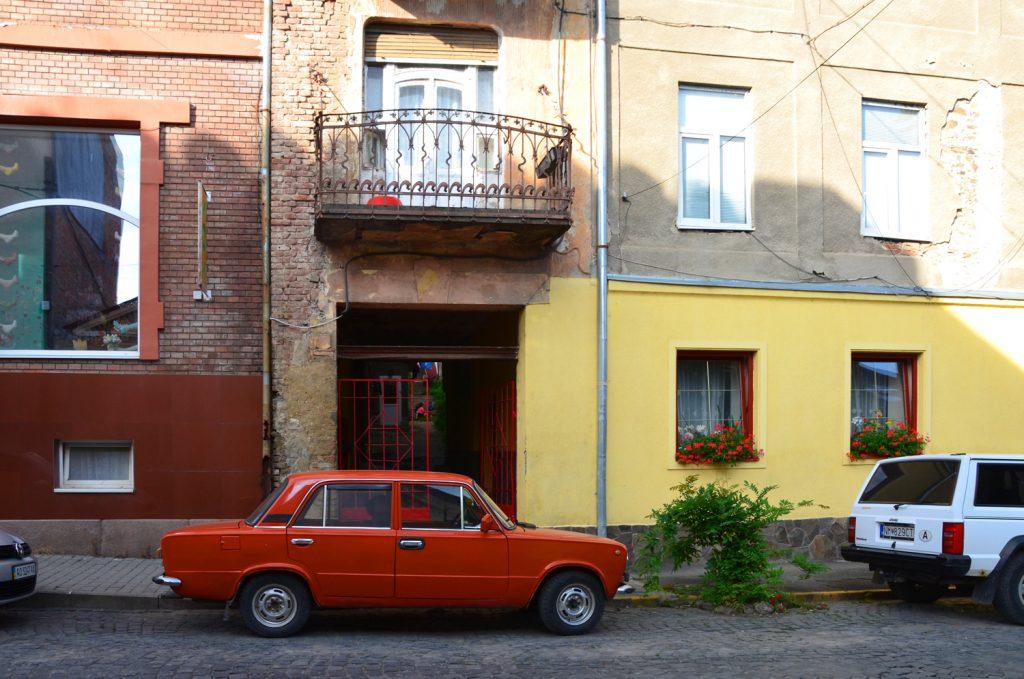 Užhorod - Potulky mestom