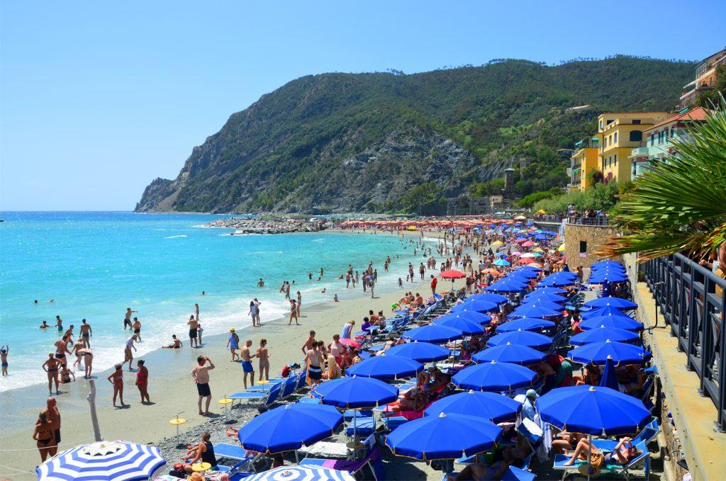 Monterosso al Mare - Opäť pláž